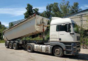 Перевозка и доставка наливных и сыпучих грузов