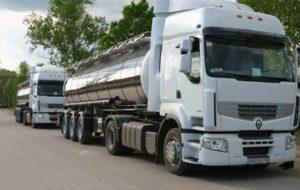 Доставка наливных и сыпучих грузов